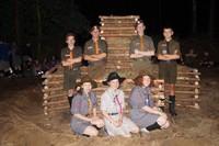 Obóz harcerek i harcerzy z Obwodu Tatrzańskiego ZHR