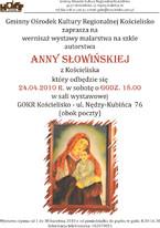 Malarstwo na szkle Anny Słowińskiej