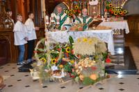 Dożynki parafialne w Chochołowie