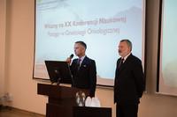 """Jubileuszowa XX Konferencja Naukowa """"Postępy w ginekologii onkologicznej"""""""