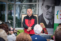 Promocja ksiązki Jerzego Tawłowicza