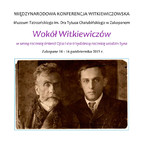Międzynarodowa Konferencja Witkiewiczowska