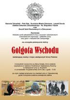 GOLGOTA WSCHODU