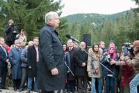 Jarosław Kaczyński w Zakopanem
