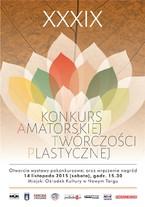 XXXIX edycja konkursu Amatorskiej Twórczości Plastycznej