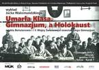 """Umarła klasa. Gimnazjum a Holokaust"""
