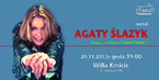 Recital Agaty Ślazyk