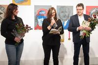 Wernisaż wystawy Agnieszki Łukaszewskiej