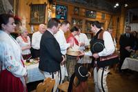 Spotkanie opłatkowe Związku Podhalan w Zakopanem