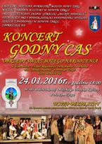Koncert Godny Cas