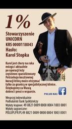 Koncert dla Karola Stopki