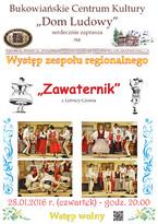 """""""Zawaternik"""" z Leśnicy-Gronia"""