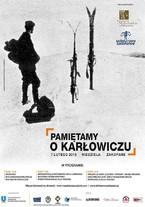 Pamiętamy o Karłowiczu