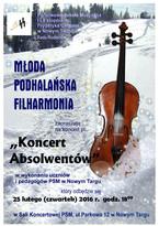 Koncert Absolwentów