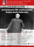 Rocznica urodzin Księdza Józefa Stolarczyka
