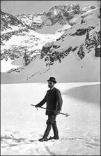 O pierwszym polskim narciarzu – Stanisławie Barabaszu
