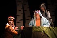 Frania Piorun w Teatrze Witkacego