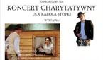 Koncert charytatywny dla Karola Stopki