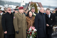 Szef MON na uroczystości w Waksmundzie