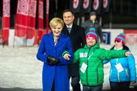 Otwarcie IX Ogólnopolskich Zimowych Igrzysk Olimpiad Specjalnych Zakopane 2016
