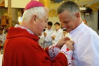 40 lat w służbie parafii Poronin