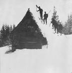 Słynny narciarz karpacki Maksymilian Dudryk