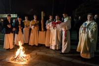 Wielka Sobota – w Sanktuarium Najświętszej Rodziny w Zakopanem i kościele parafialnym w Poroninie