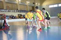 Miejskie Igrzyska Szkół Podstawowych w Unihokeju Chłopców