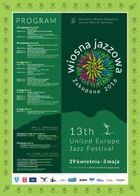 Wiosna Jazzowa Zakopane 2016