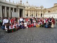 XIX Światowe Rekolekcje Podhalańskie w Rzymie