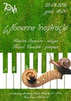 """""""Wiosenne inspiracje muzyczne"""""""
