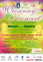 Wiosenny Koncert Jubileuszowy