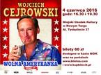 Stand Up Wojciecha Cejrowskiego