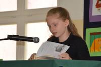 Międzyszkolny Konkurs Czytelniczy i Pięknego Czytania w Pieniążkowicach