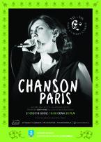Koncert Chanson Paris - nastrojowy recital najpiękniejszych piosenek Edif Piath w Kawiarni Kmicic w Zakopanem