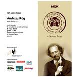 XIX Salon poezji – Andrzej Róg