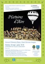 Koncert Orkiestry Dętej z Saint-Dié-des-Vosges