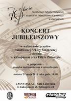 Koncert w Roku Jubileuszowym