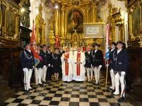 Święty Florian w Poroninie
