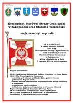 Straż Graniczna w Zakopanem im. gen. bryg. Mieczysława Ludwika Boruty–Spiechowicza