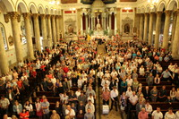 Msza św. w Kościele św. Wojciecha