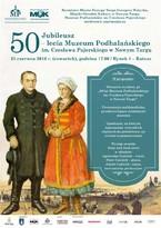 Jubileusz 50- lecia Muzeum Podhalańskiego im. Cz. Pajerskiego