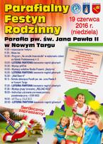 Parafialny Festyn Rodzinny