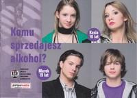 Sprzedaż alkoholu nieletniemu jest przestępstwem...