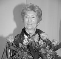 Zmarła Barbara Gawdzik Brzozowska