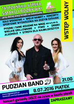 Koncert zespołu Pudzian Band