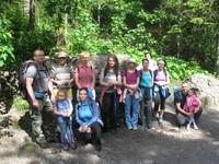 """""""Chodzimy po górach i zdobywamy Górską Odznakę Turystyczną PTTK"""""""