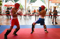 Walki pokazowe w Tatrzańskiej Strefie Kibica