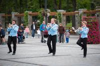 Grodziska Orkiestra Dęta w Zakopanem