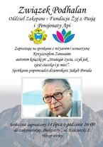 Spotkanie z Krzysztofem Zanussim